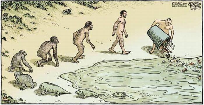 inquinamento uomo