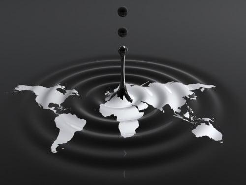 petrolio riserva mondo