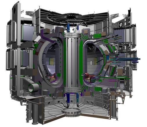 iter fusione nucleare