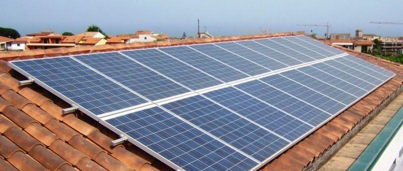 Pannello Solare Danneggiato : Il fotovoltaico dal in poi queste le dinamiche del