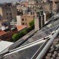 Aree urbane e solare termico