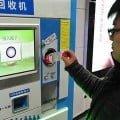 riciclo-plastica-cina-pechino-biglietto-metropolitana-bottigliette-plastica 2