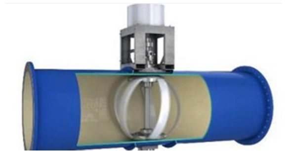 idroelettrico tubature acqua