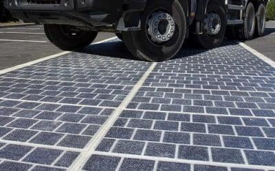 Nasce la prima strada fotovoltaica si chiama Wattway