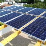 Un pergolato con impianto fotovoltaico rientra in edilizia libera?